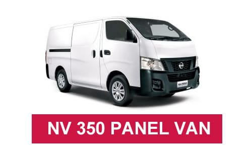 Nissan NV 350 Panel Van